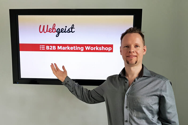 B2B Marketing Workshop